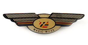 Asiana Airlines Magic Miles Wings