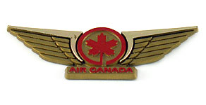 Air Canada Wings (Silver)