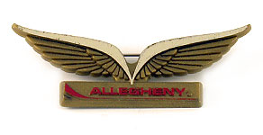Allegheny Airlines Wings