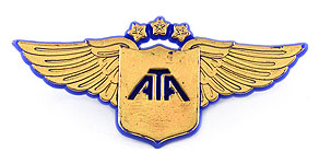 ATA Airlines Wings