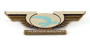 Frontier Airlines Wings