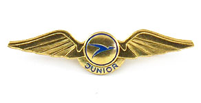 German European Airlines Junior Wings
