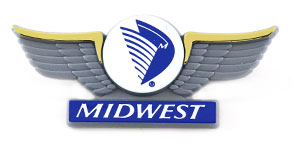 Midwest Airlines Wings