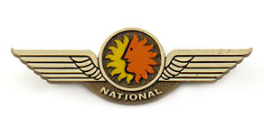 National Airlines Wings