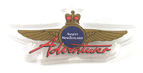 Ansett New Zealand Adventurer Wings