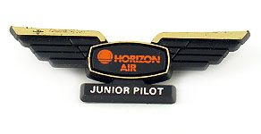 Horizon Air Junior Pilot Wings