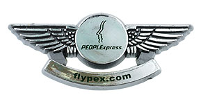 People Express Airlines (2014) Wings