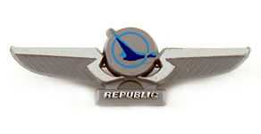 Republic Airlines Wings