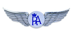 Royal American Airways Wings