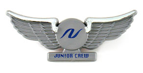 National Airlines (1999-2002) Junior Crew Wings