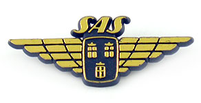 Scandinavian Airlines Wings