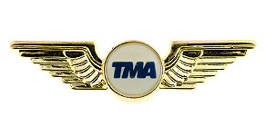TransMeridian Airlines Wings