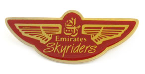 Emirates Skyriders Wings